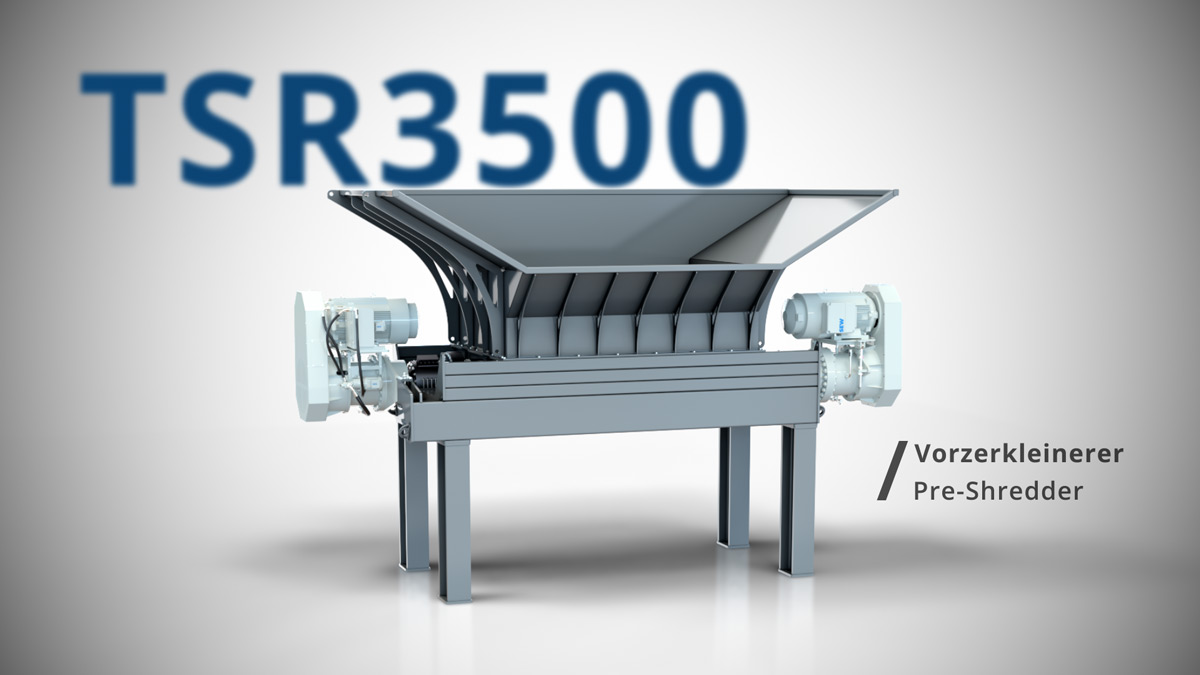 THM 3D Visualisierung für Print TSR 3500