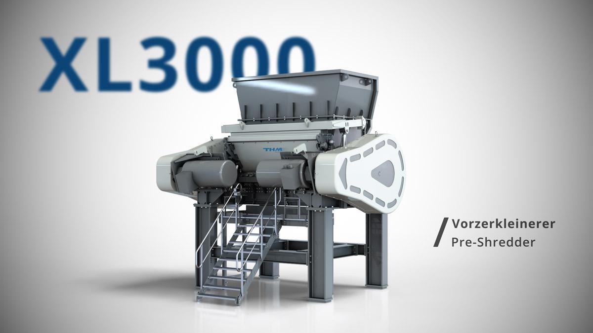 THM 3D Visualisierung für Broschüren XL3000
